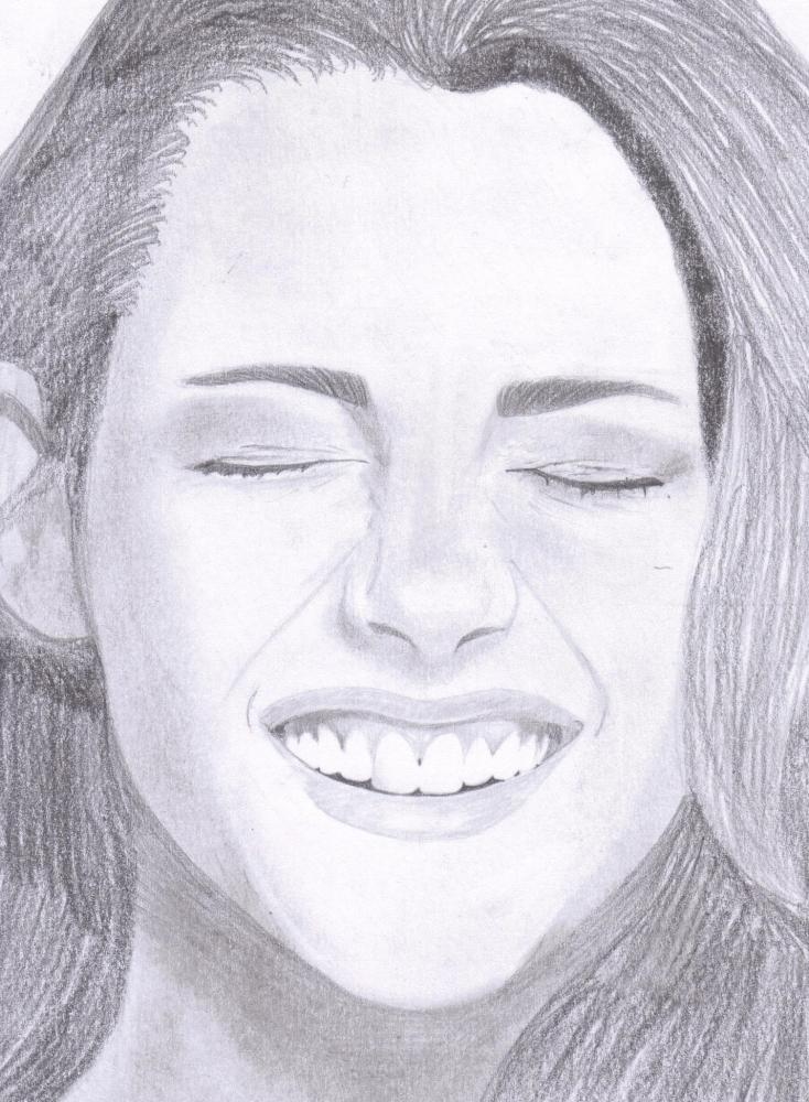 Kristen Stewart by twixy25